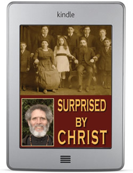 Surprised by Christ (ebook) by James Bernstein