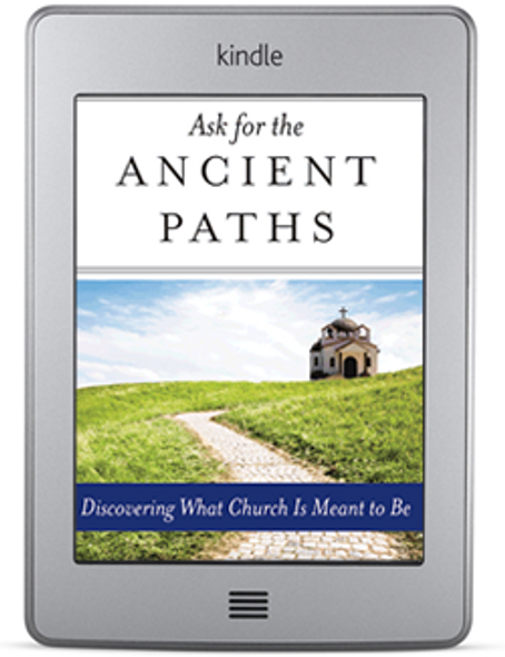 Ask for the Ancient Paths (ebook) by Fr. James Guirguis