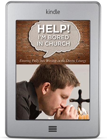 Help! I'm Bored in Church (ebook) by David Smith