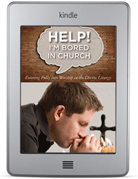 Help! I'm Bored in Church (ebook) by David Smith