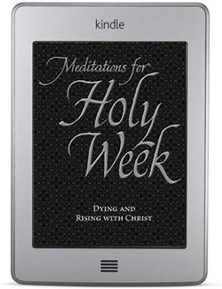 Meditations for Holy Week (ebook) by Vassilios Papavassiliou