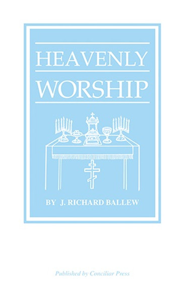 Heavenly Worship individual booklet