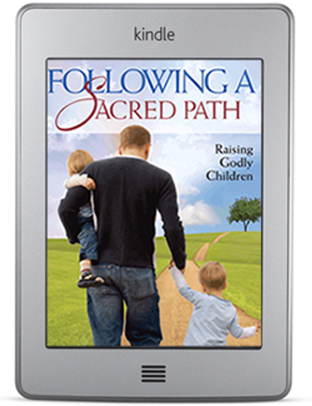 Following a Sacred Path (ebook) by Elizabeth White