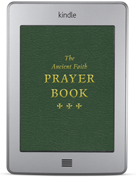 The Ancient Faith Prayer Book (ebook)