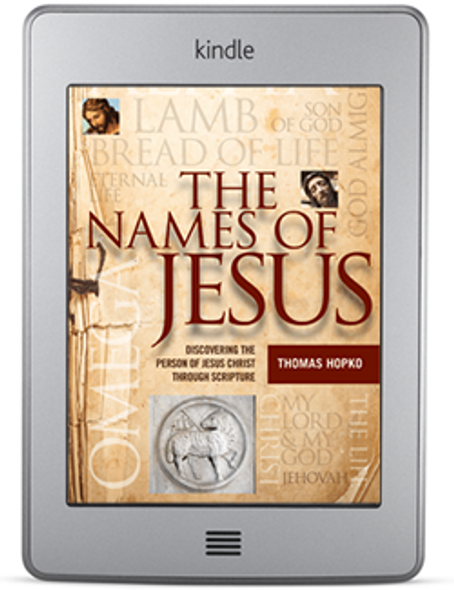 The Names of Jesus (ebook) by Fr. Thomas Hopko