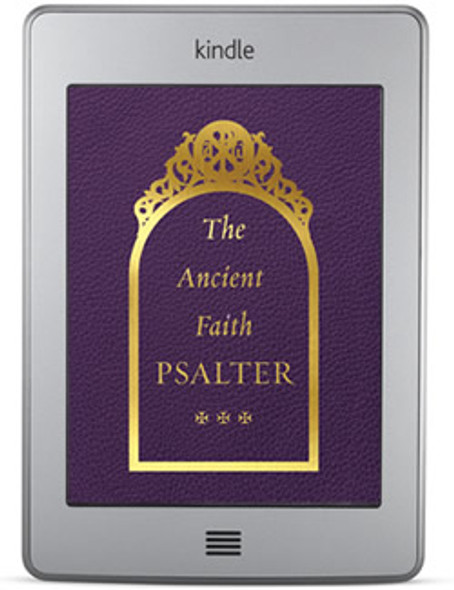 he Ancient Faith Psalter (ebook)