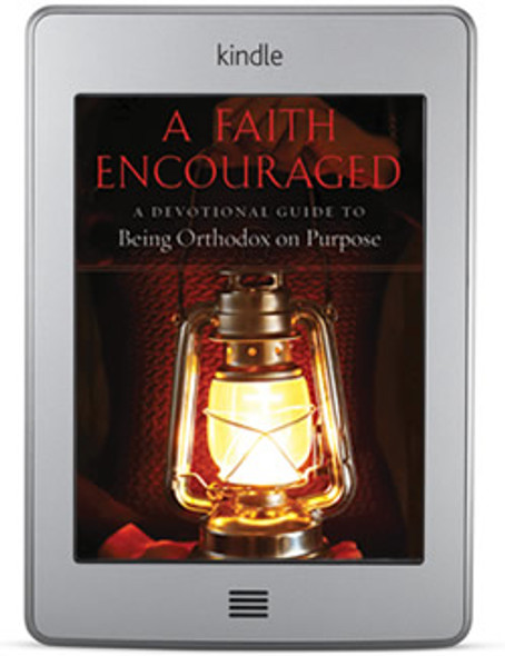 A Faith Encouraged (ebook) by Barnabas Powell