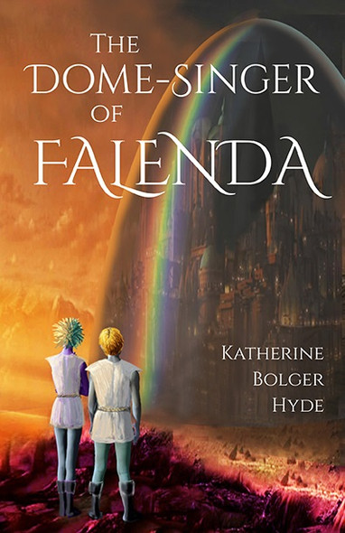 The Dome-Singer of Falenda by Katherine Bolger Hyde. A novel for middle-grade and young-adult readers, written by an Orthodox author.