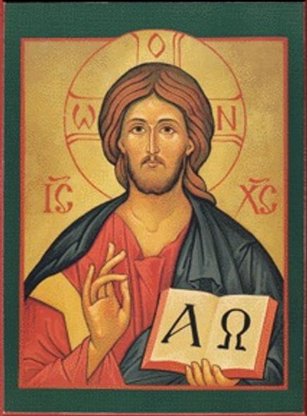 Christ the Savior, large icon