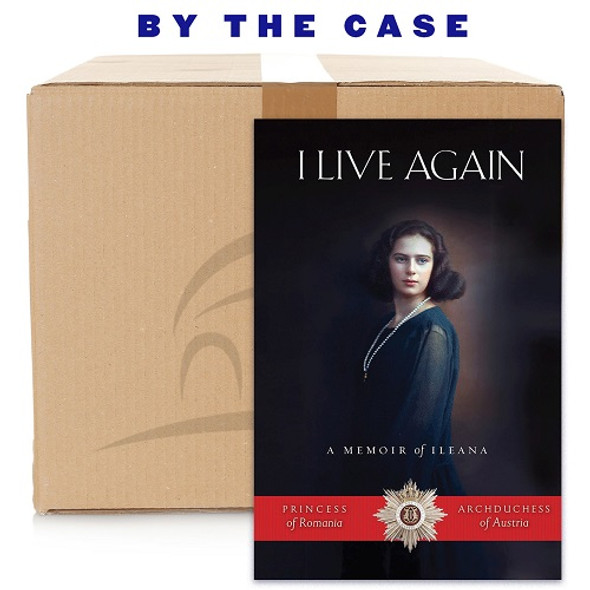 I Live Again: A Memoir of Ileana, Princess of Romania and Archduchess of Austria (case of 24)