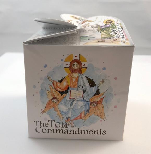 Orthodox Learning Cube, The Ten Commandments