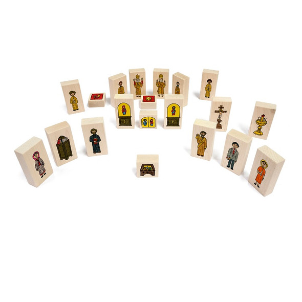 Little Saints Liturgy Playset