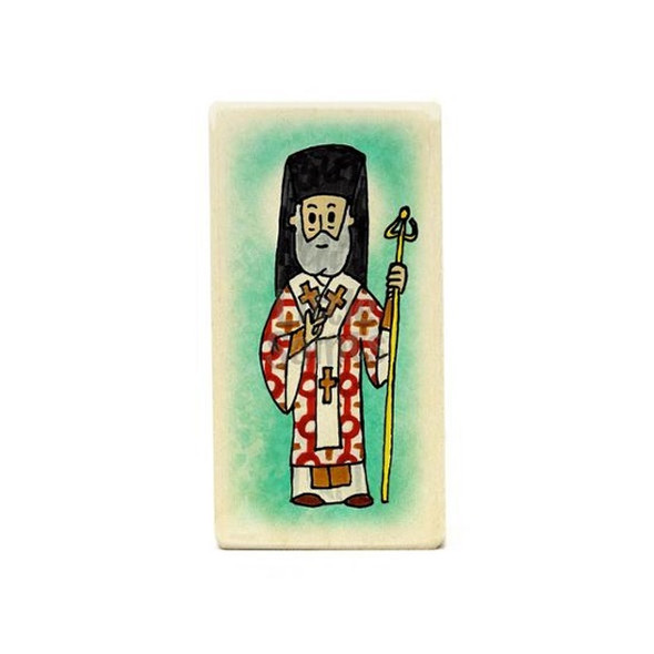 Little Saints Saint Nektarios of Aegina Individual Block