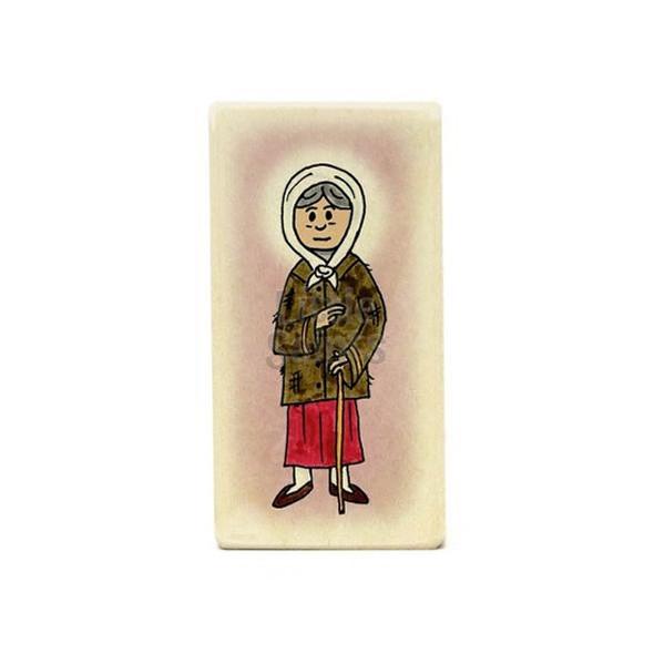 Little Saints Saint Xenia of Saint Petersburg Individual Block