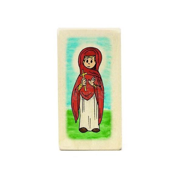 Little Saints Saint Chloe Individual Block