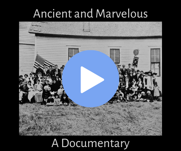 Ancient and Marvelous: The Life of Father Nicola Yanney