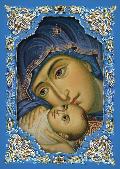 Beloved Virgin and Child (2020), pack of 15 Christmas cards