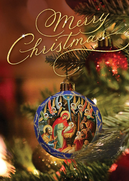 Merry Christmas (2020), individual Christmas card