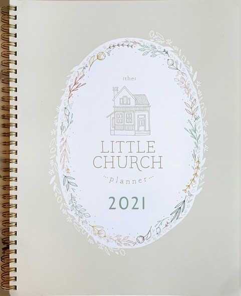2021 Little Church Planner