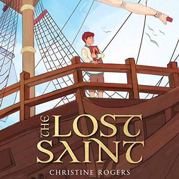 The Lost Saint; Audiobook