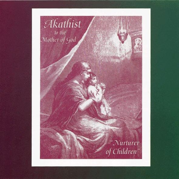 Charissa Gianos - Akathist to Mother of God, Nurturer of Children (MP3)