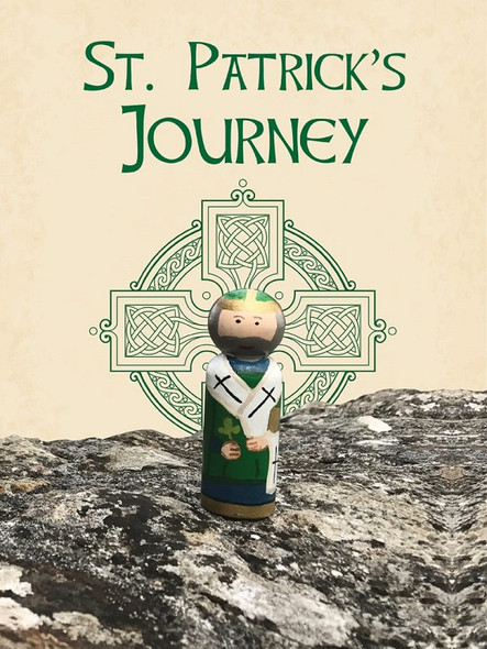 St. Patrick's Journey by Calee M. Lee, illustrated by Calee M. Lee