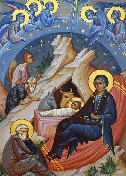 Angels on High (2021), individual Christmas card