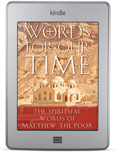 Words for Our Time by Matthew the Poor (ebook)