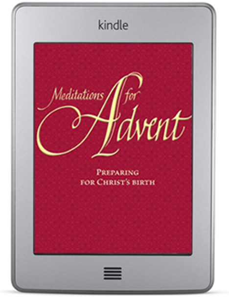 Meditations for Advent (ebook) by Vassilios Papavassiliou
