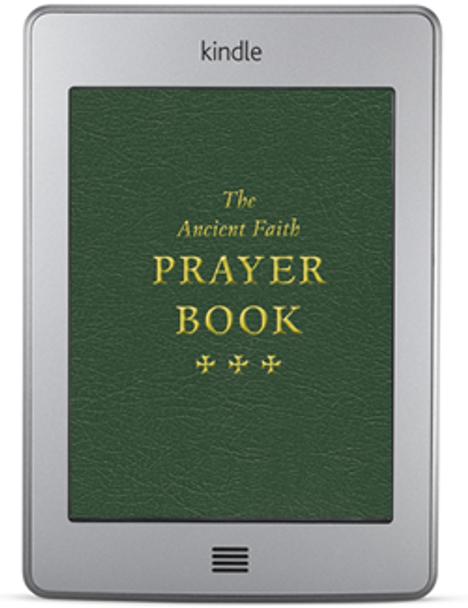 The Ancient Faith Prayer Book (ebook)