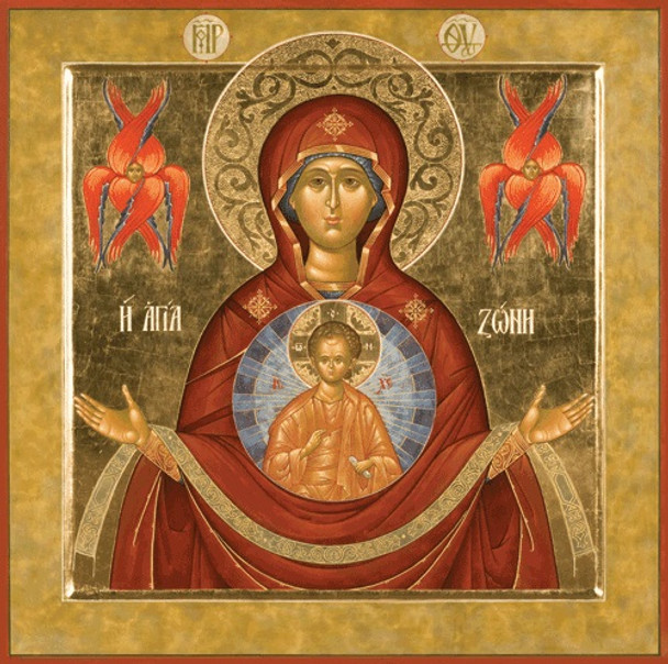 Virgin of the Sign, medium icon