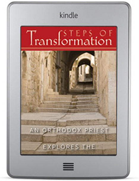 Steps of Transformation: An Orthodox Priest Explores the Twelve Steps (ebook) by Fr. Meletios Webber