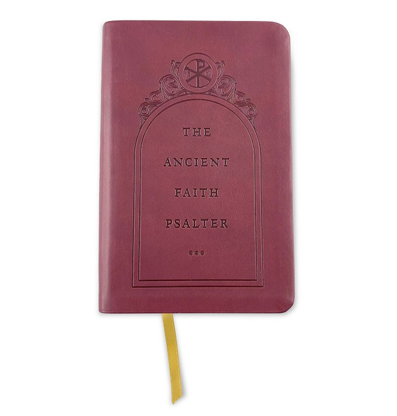 The Ancient Faith Psalter, deluxe edition