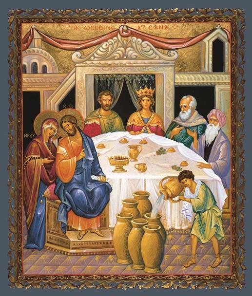 The Wedding at Cana, medium icon