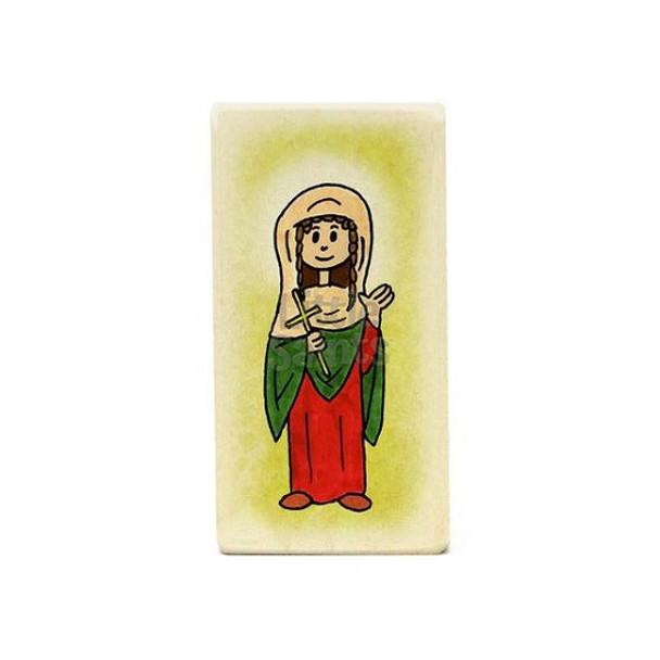 Little Saints Saint Julia of Carthage Individual Block
