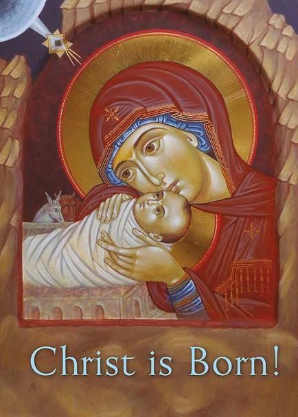 Tender Mercy, individual Christmas card