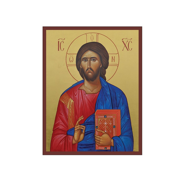 Magnet, Christ the Teacher icon magnet
