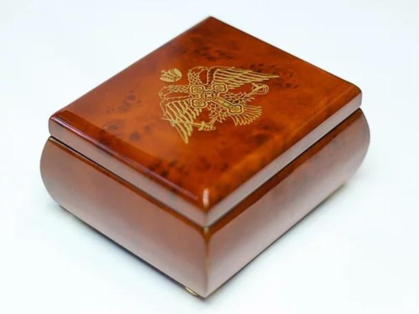 Double-Headed Eagle Treasure Box