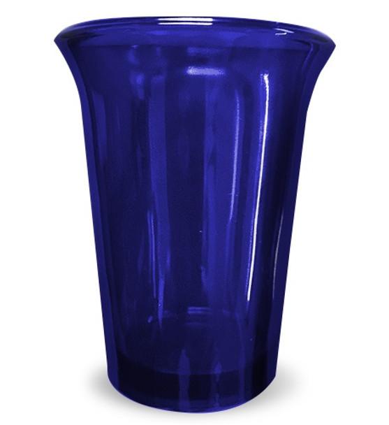 Vigil Glass, blue