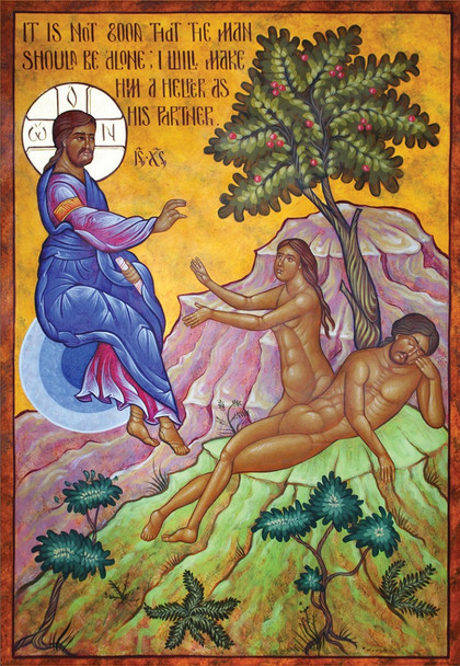 Creation of Eve, large icon