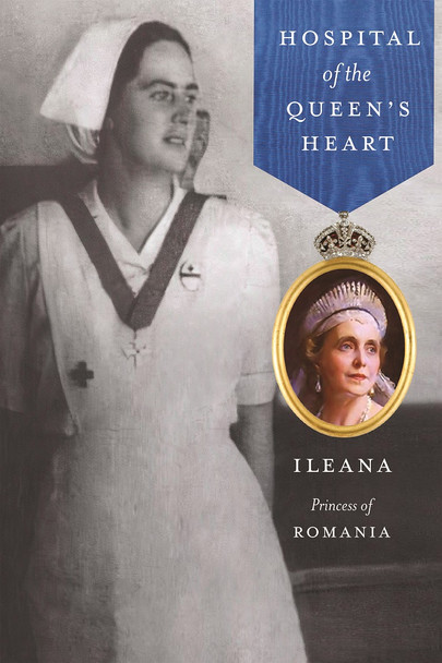 Hospital of the Queen's Heart by Mother Alexandra ebook cover