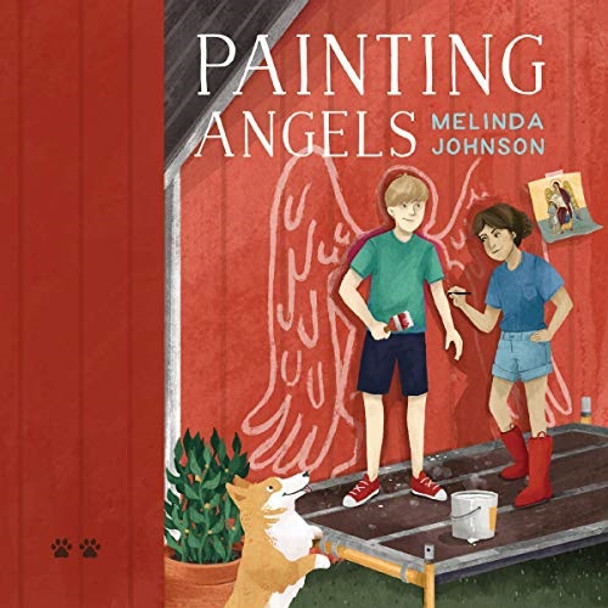 Painting Angels (Sam and Saucer, Book 3); Audiobook