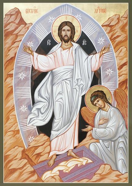 The Resurrection, large icon