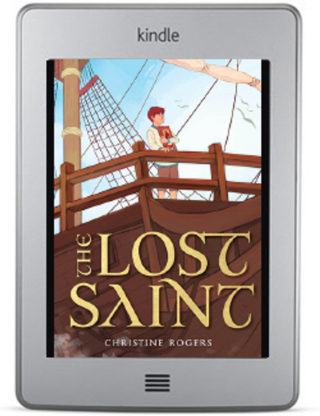 The Lost Saint (ebook) by Christine Rogers