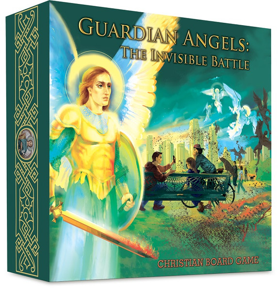 Guardian Angels: The Invisible Battle, First Edition