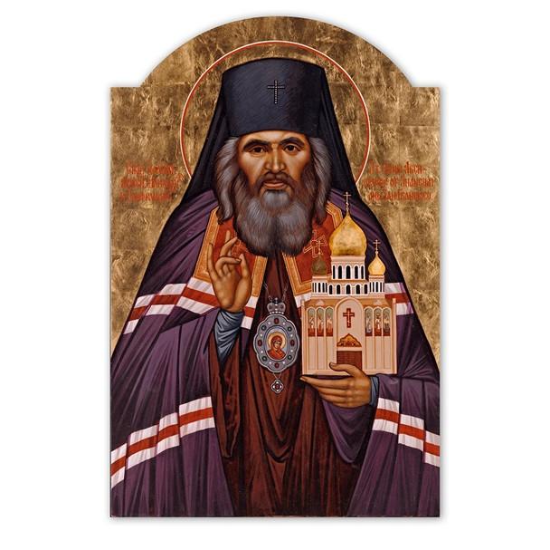 Saint John of Shanghai and San Francisco, large icon