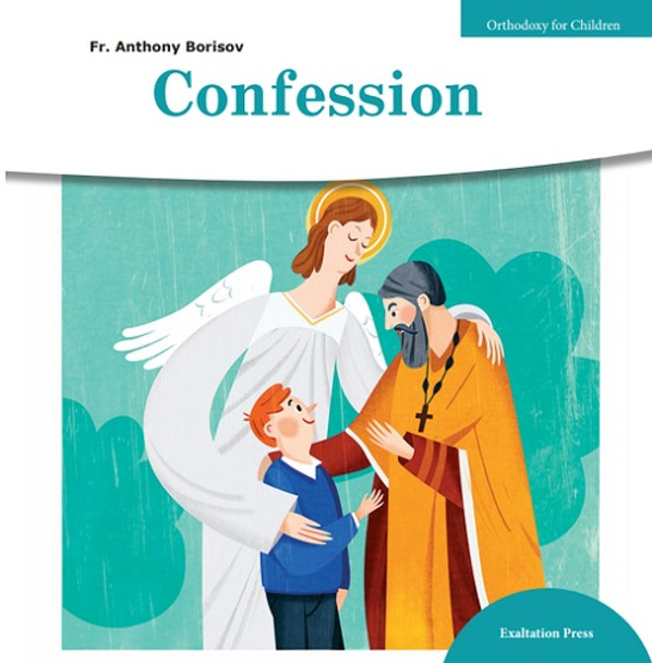 Confession (Orthodoxy for Children series)