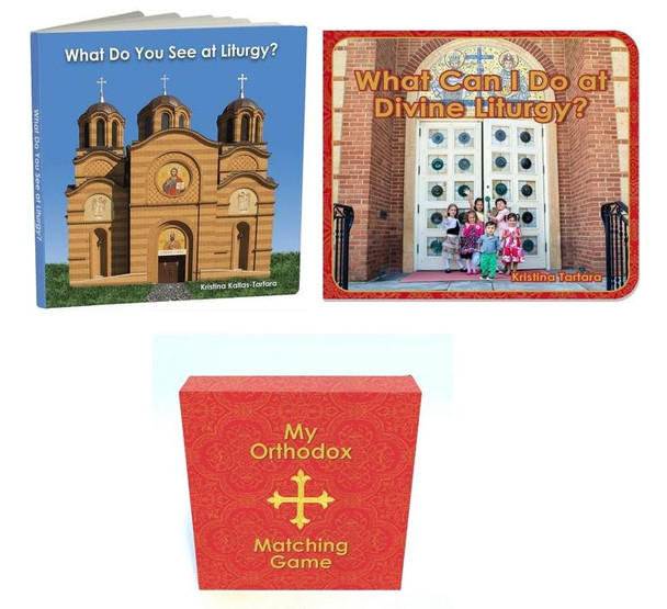 Children's Liturgy Learning Bundle