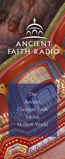 Ancient Faith Radio individual brochure. This informative brochure is a perfect handout for the church narthex, bookstore, festival, and anywhere else evangelical literature is made available to the public.