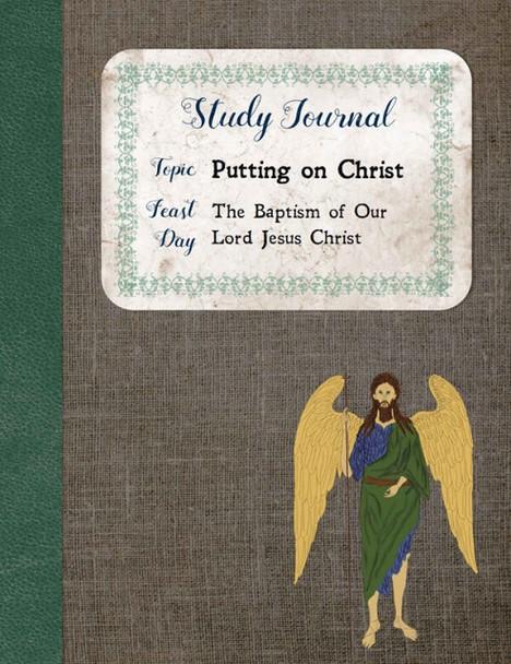 Study Journal: Putting on Christ